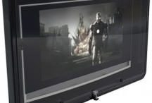Outdoor TV Enclosure Cover / Outdoor TV Enclosure Cover that allows any TV to be placed outside.