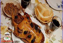 Утка с гречкой запеченная в духовке