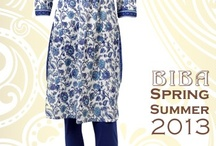 BIBA Product Catalogue SS-2013 / Check out the all new Spring/Summer collection by BIBA. / by Biba India