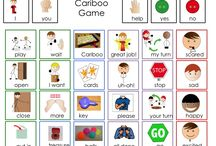 Adapted games for speech therapy