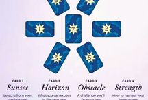 Tarot Spread Ideas / Tarot spreads I have discovered or created for various types of readings.