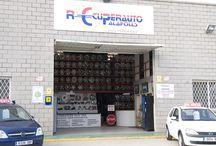 Desguace Recuperauto Palafolls en Barcelona / Desguace Recuperauto Palafolls en la provincia de Barcelona. Disponemos de todo tipo de recambios y de venta online en nuestra página web.