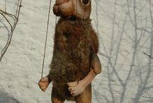 marionetten- moodboard