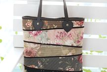 patchwork táskák
