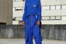 Bleu de travail et army uniform