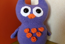 Free Crochet Patterns - Amigurumi  / Free amigurumi crochet patterns from around the web. / by Diane Buyers (Stormy'z Crochet)