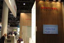Sentinel - Medica / Act Events Allestimenti fieristici Exhibition stand display