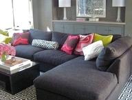 Living room ideas / by Jennifer Doan