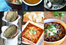 Soups for Cold days!
