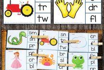 cvc words kindergarten