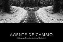 Nivel 4. Líder de Cambio: Agente de Cambio / www.caminando-sobre-brasas.com/seminarios