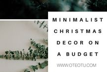 Christmas Decor Apartment