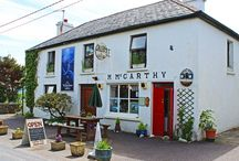 Traditional Irish Pubs / Ireland is known for its quaint welcoming pubs. A trip to Ireland isn't complete without a trip to a traditional Irish pub.