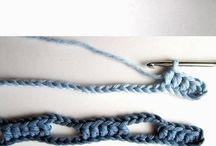 gevlochten sjaal