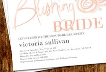 Wedding Stationary / by Justine Betschart