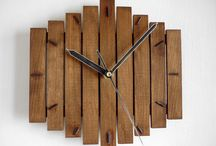 Ceasuri lemn