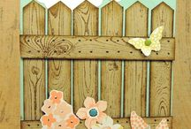 Stampin' Up!® - Hardwood Background