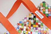 Bags  tassen / mooie tassen uit eigen atelier. kijk op www.alles-vanellis.blogspot.com