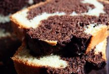 Gâteau / Marbré
