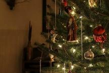 Christmas trees & greens