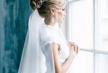 Hochzeitsfrisuren & so...