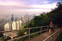 Favorite Places in Hong Kong / Hong Kong is second home - I love the energy and vibes of this city!