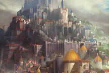 Fantasy RPG - Art