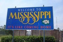 Mississippi / by Rev. Dr. Dawne A. Casselle, Esq.