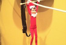 Elf On A Shelf / by Lizza Monet Morales