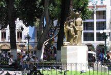 Puebla / Sights and attractions in Puebla, Mexico