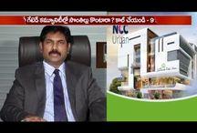 Mr.N R ALLURI SPECIAL INTERVIEW ON REAL ESTATE MARKET TRENDS