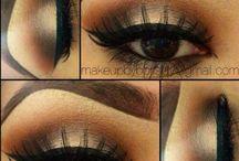 Make up & Hair / by Ashle' Stalder