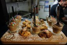 Gourmandises et restaurants parisiens / Parce que Paris et la cuisine française sont gourmandes, je vous donne de bonnes adresses parisiennes sur http://bit.ly/LiliRestaus