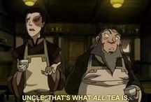 Avatar: ATLA and TLK