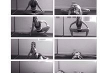 Splits Stretches
