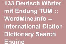 German Genealogy / by Judy M