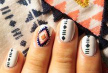 Nail art inspiration.