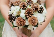 Wedding bouquet fleurs