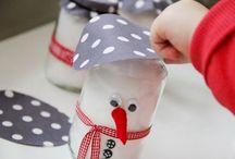 Kita-Thema Winter und Weihnacht