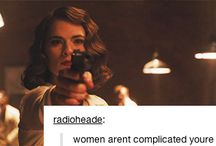Peggy Carter Is My Spirit Animal