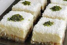 Tatlılar / Desserts