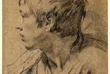 Academic & Master Drawings
