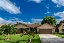7014 NW 39th Place,         Coral Springs, Fl / You'll enjoy the peace and comfort of your very own screened-in, south-facing pool in this 4 Bedroom, 2 Bath Home where pride of ownership abounds. For more information visit:  http://7014nw39thPL.caplisted.com