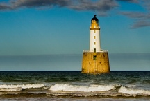 Lighthouses and coastal structures
