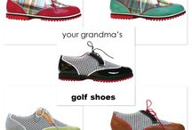 Golf Fashion / Looking stylish on the links!