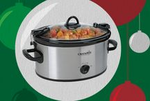 Holiday Wish List Sweepstakes / by Crock-Pot® Slow-Cooker