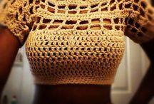 Crochet/Knit projects