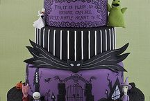 Nightmare Before Christmas themed Wedding / by Melissa Kozma