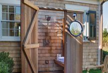 Water Mill - Outdoor Shower