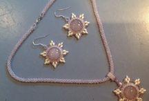 Design aLaLuzy / My name is Luzy... I design jewelry. It is for sale at www.dawanda.aLaLuzy.com
